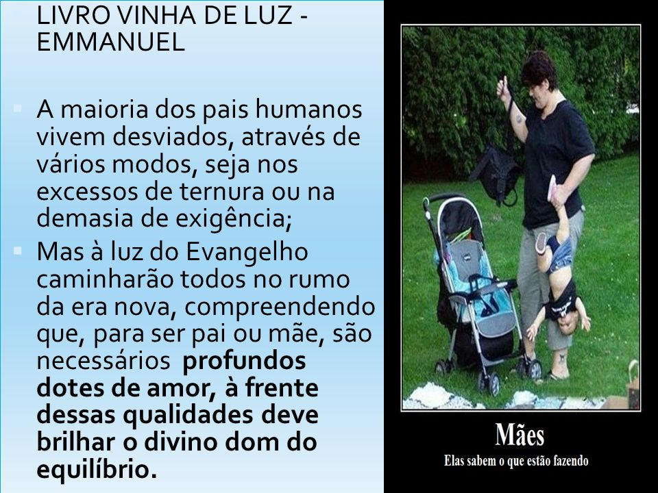 LIVRO VINHA DE LUZ - EMMANUEL