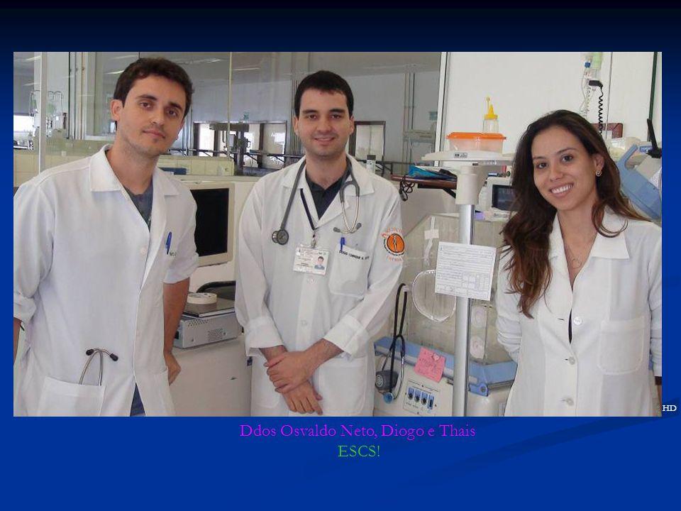 Ddos Osvaldo Neto, Diogo e Thais ESCS!