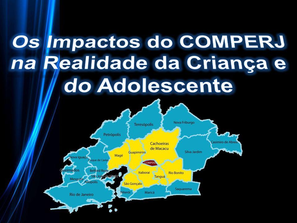 Os Impactos do COMPERJ na Realidade da Criança e do Adolescente