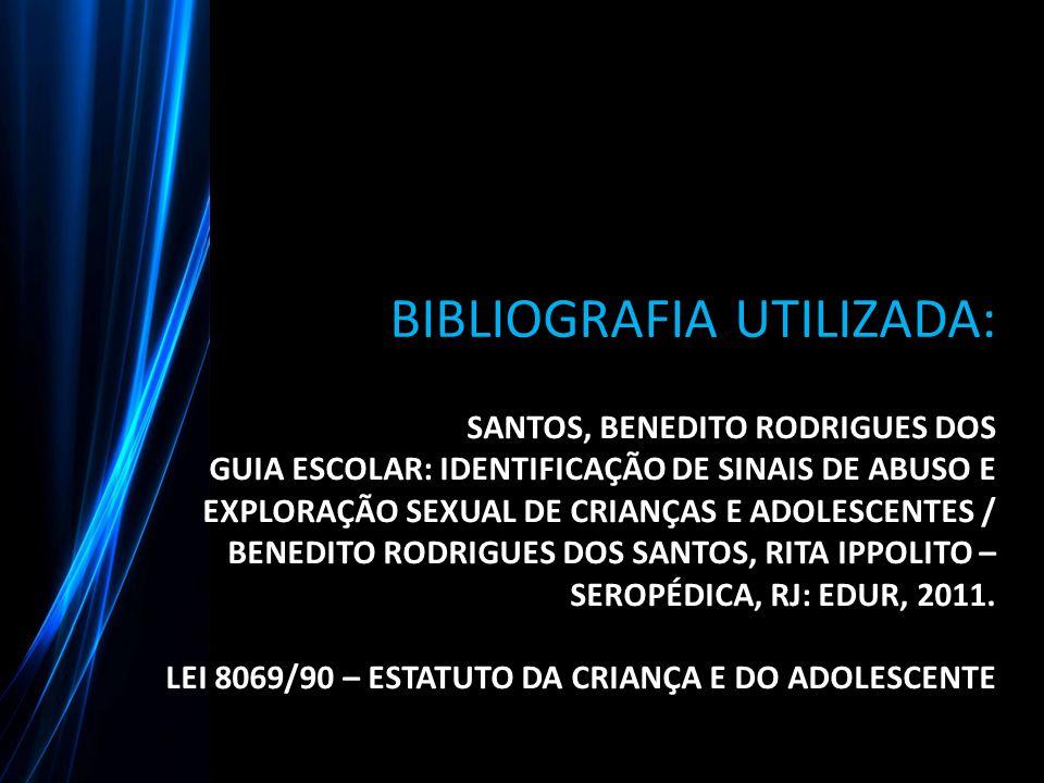 BIBLIOGRAFIA UTILIZADA: