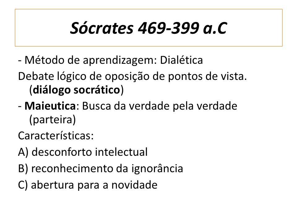Sócrates 469-399 a.C