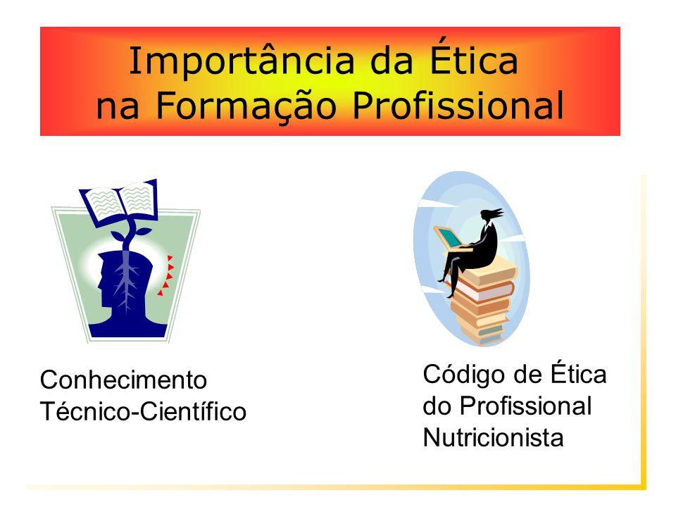 Importância da Ética na Formação Profissional