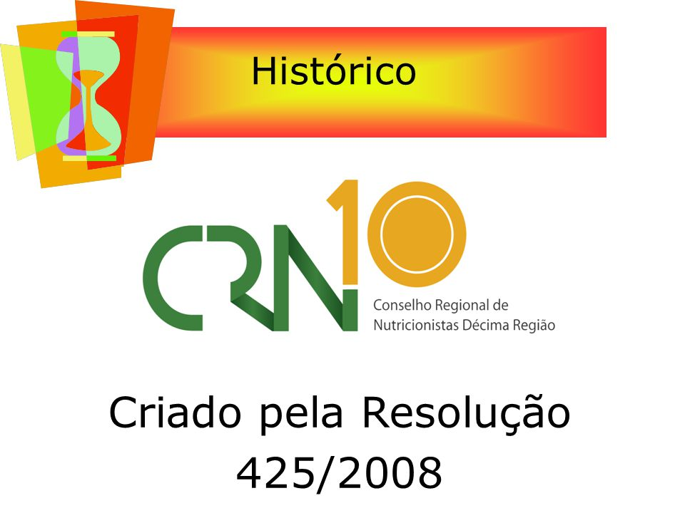 Criado pela Resolução 425/2008