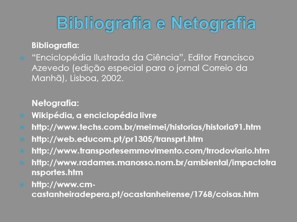 Bibliografia e Netografia