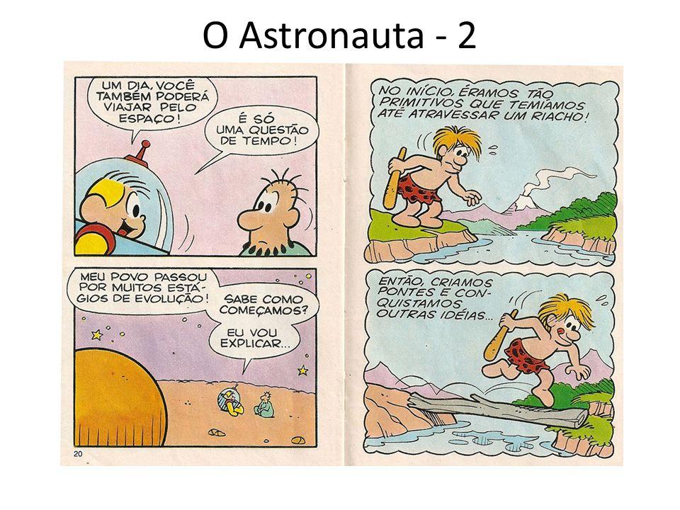 O Astronauta - 2