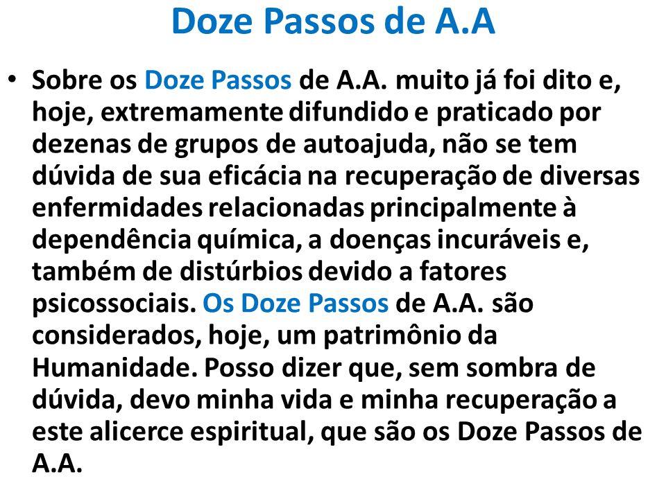 Doze Passos de A.A
