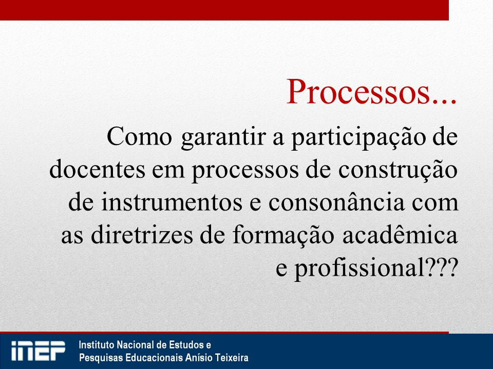 Processos...