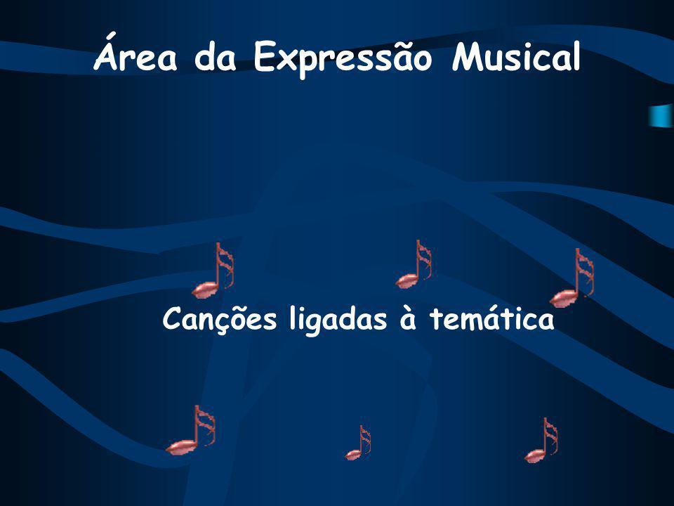 Área da Expressão Musical