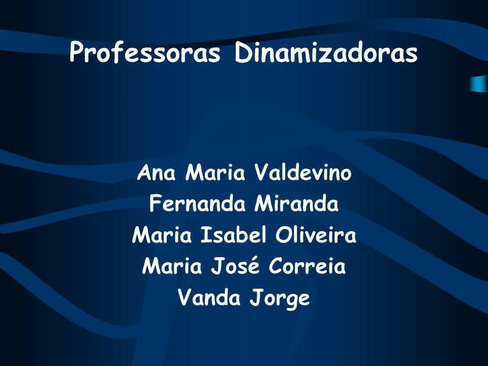 Professoras Dinamizadoras