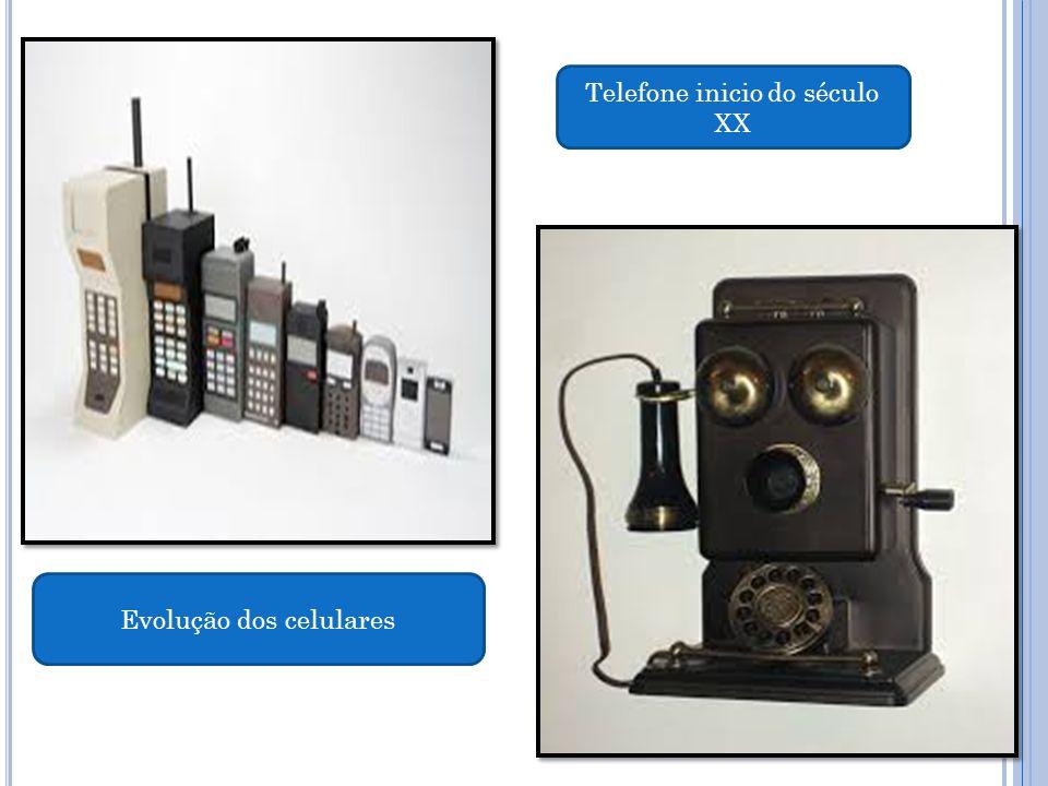 Telefone inicio do século XX