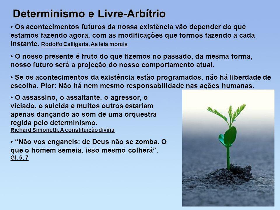 Determinismo e Livre-Arbítrio