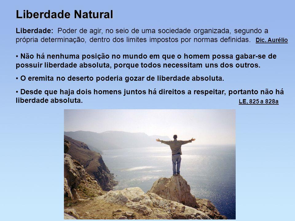 Liberdade Natural