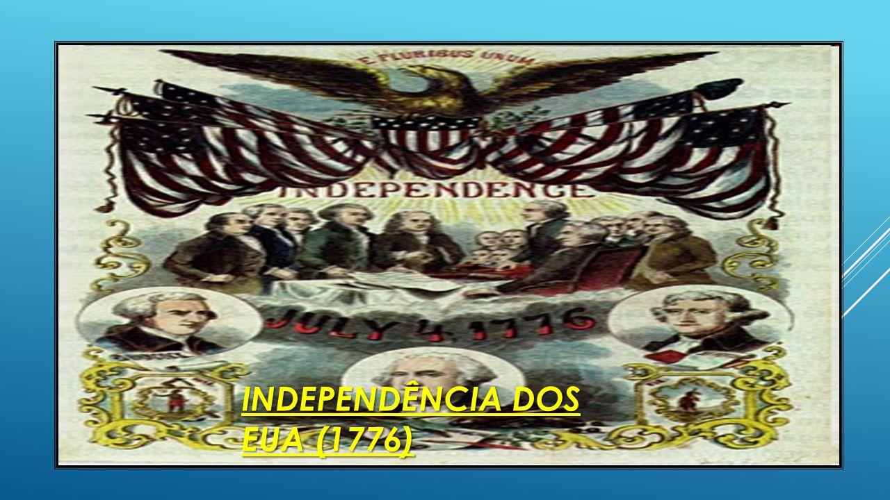 Independência dos EUA (1776)