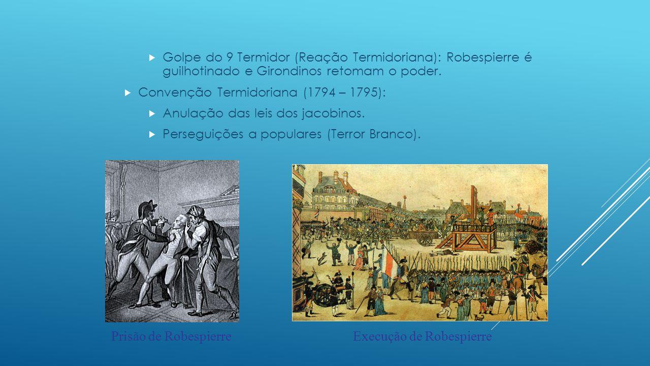Execução de Robespierre