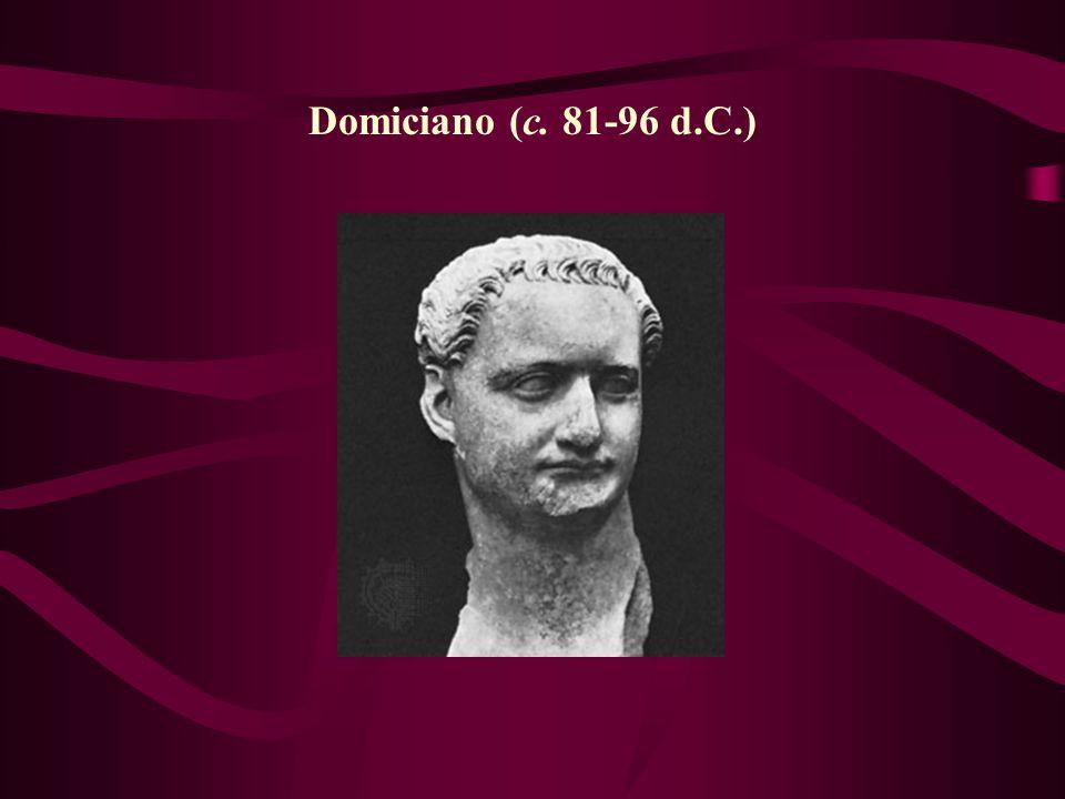 Domiciano (c. 81-96 d.C.)