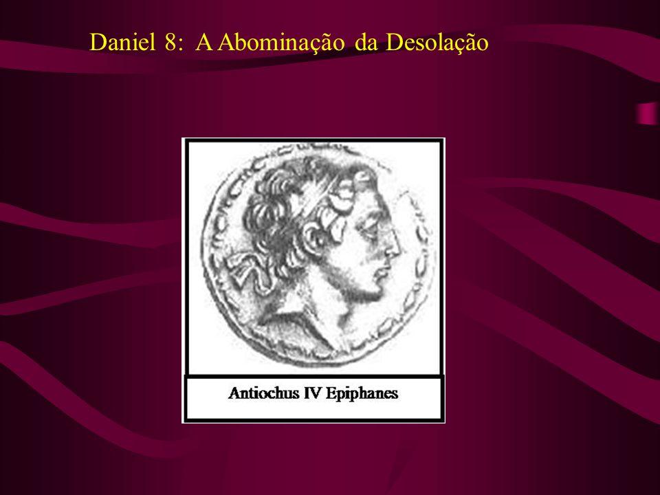 Daniel 8: A Abominação da Desolação