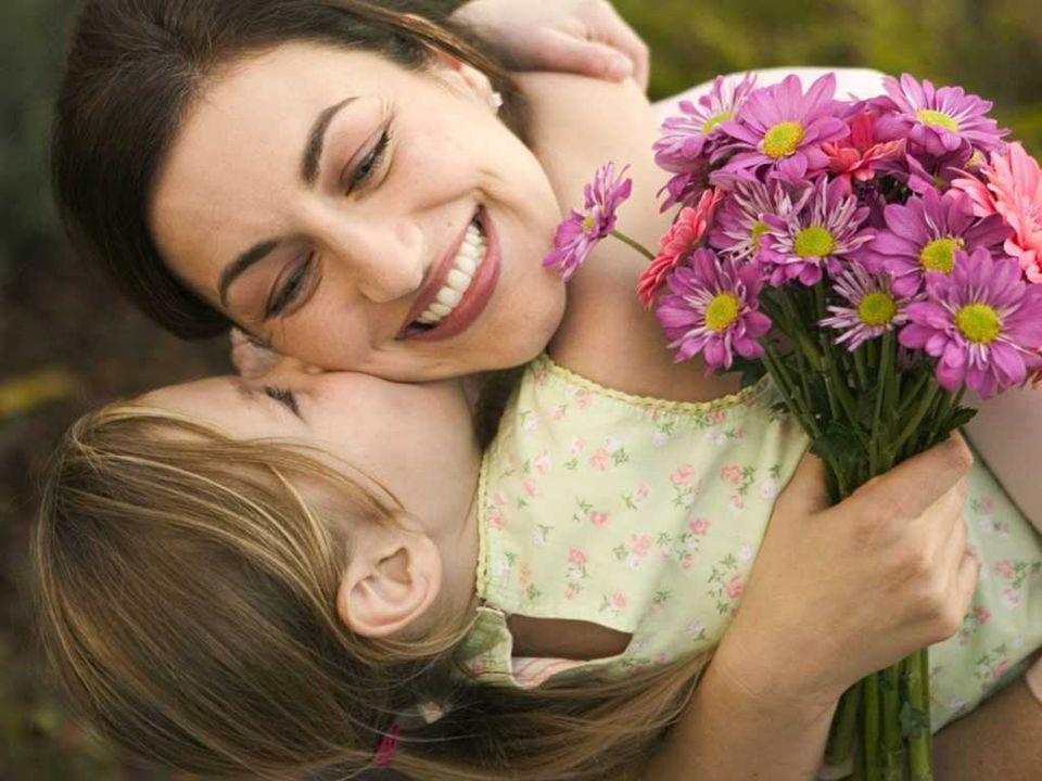 Dia das mães: A elas demonstremos nosso amor e gratidão.
