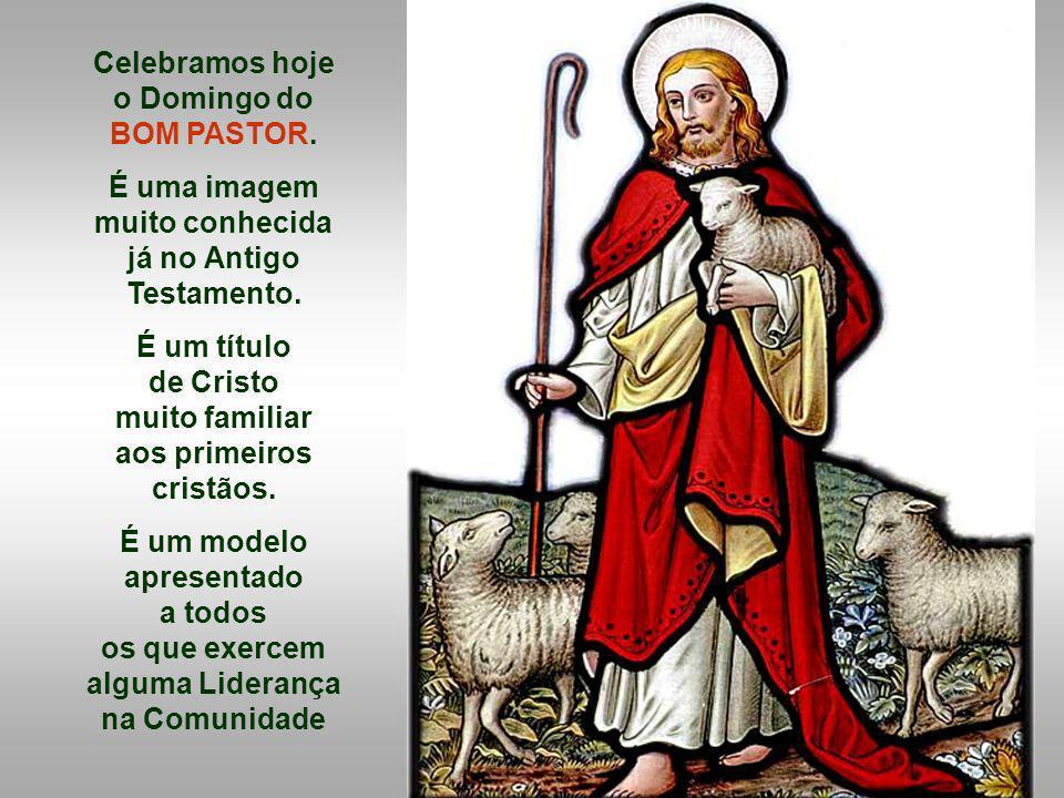 É uma imagem muito conhecida já no Antigo Testamento.