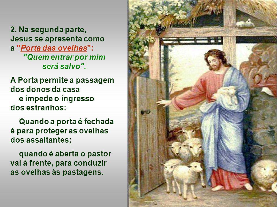 Resultado de imagem para jesus é a porta das ovelhas