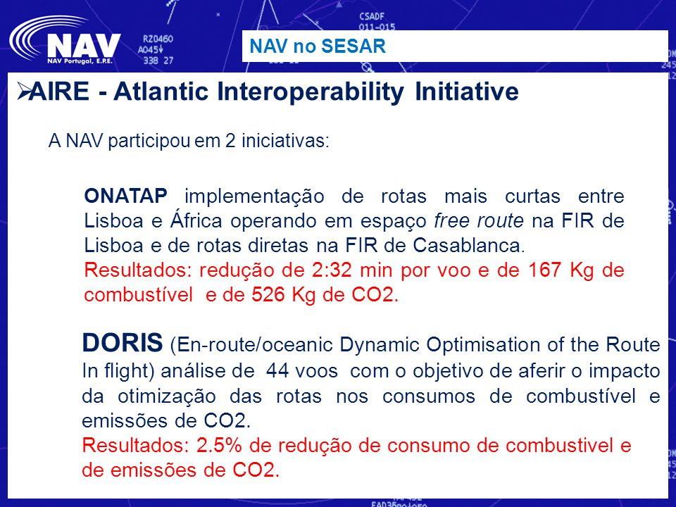 AIRE - Atlantic Interoperability Initiative