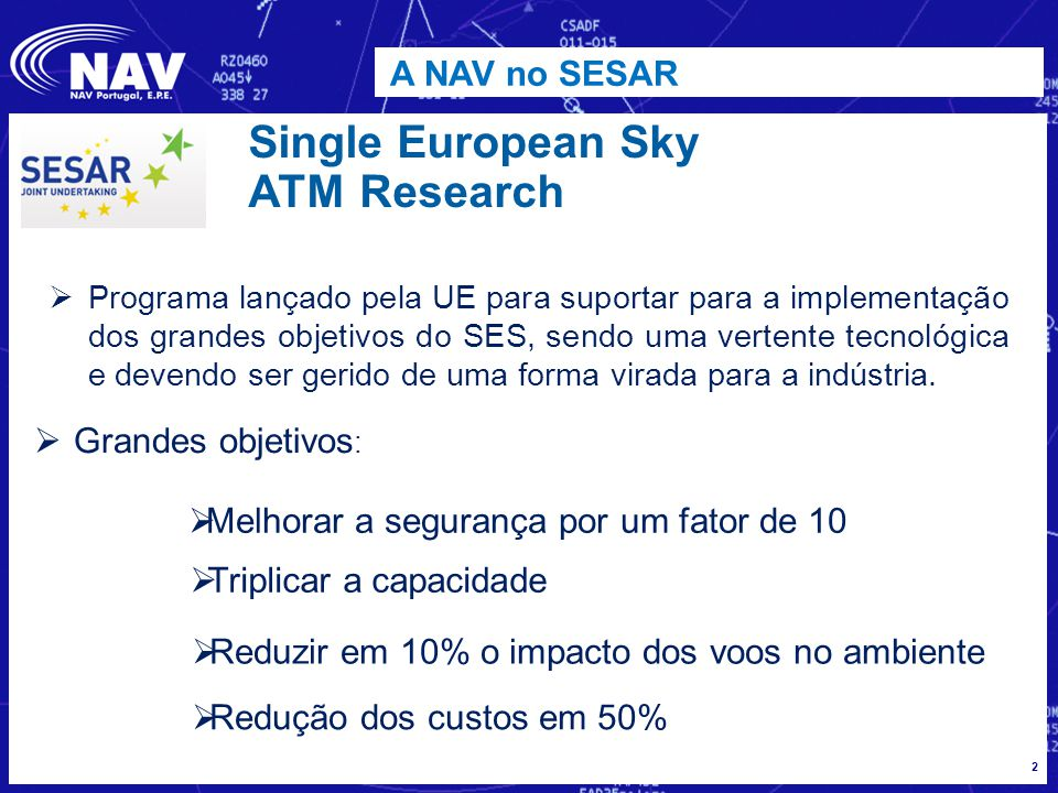 Single European Sky ATM Research