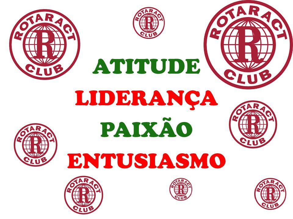 ATITUDE LIDERANÇA PAIXÃO ENTUSIASMO