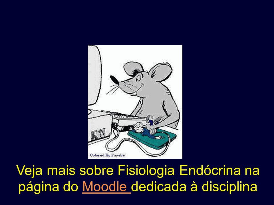 Veja mais sobre Fisiologia Endócrina na página do Moodle dedicada à disciplina
