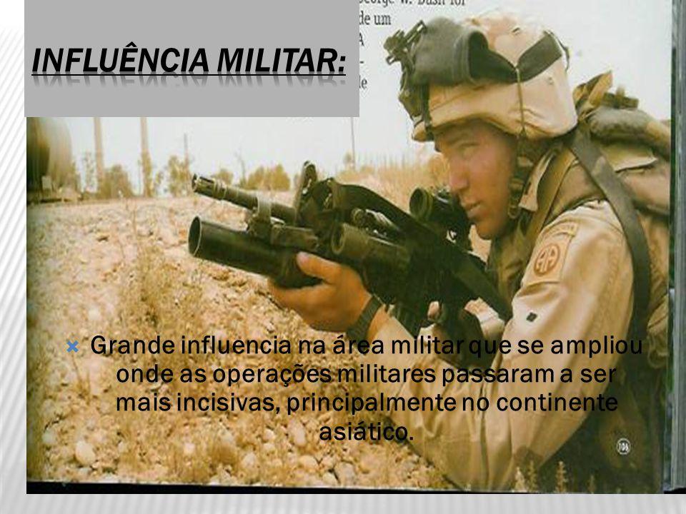Influência Militar: