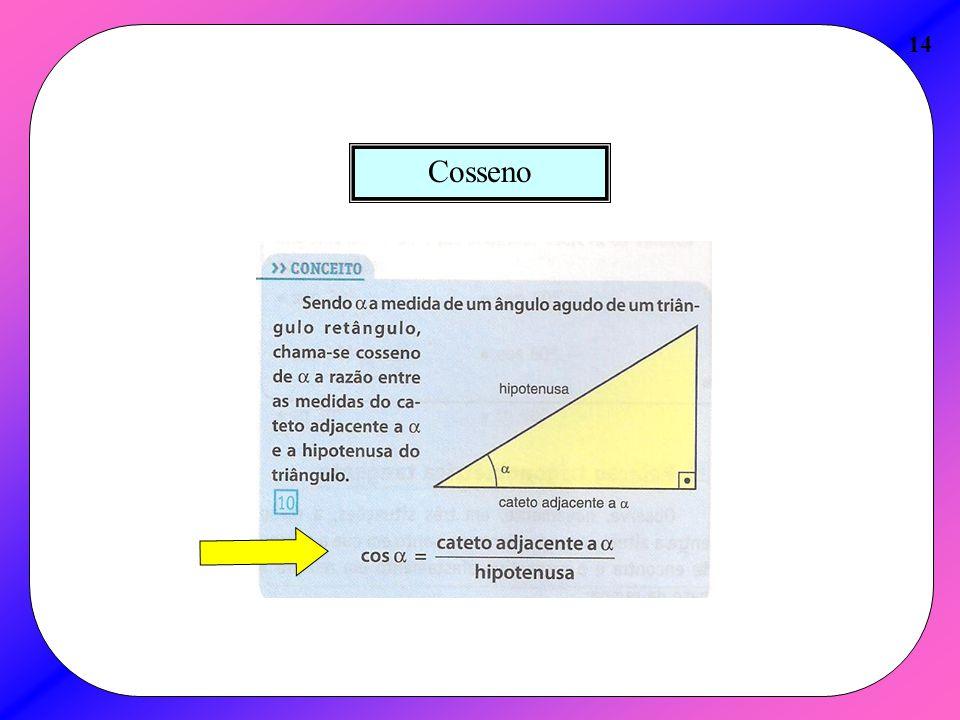 14 Cosseno