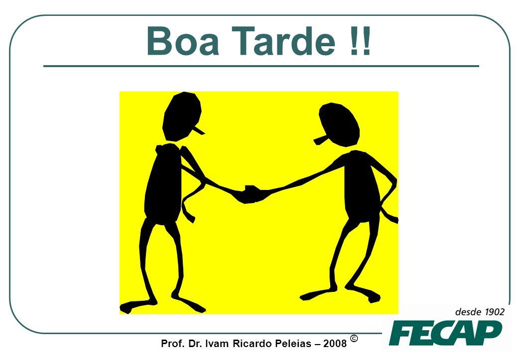Boa Tarde !!