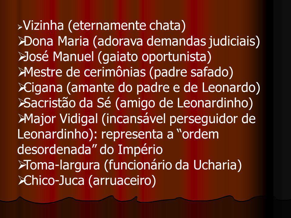 Dona Maria (adorava demandas judiciais)