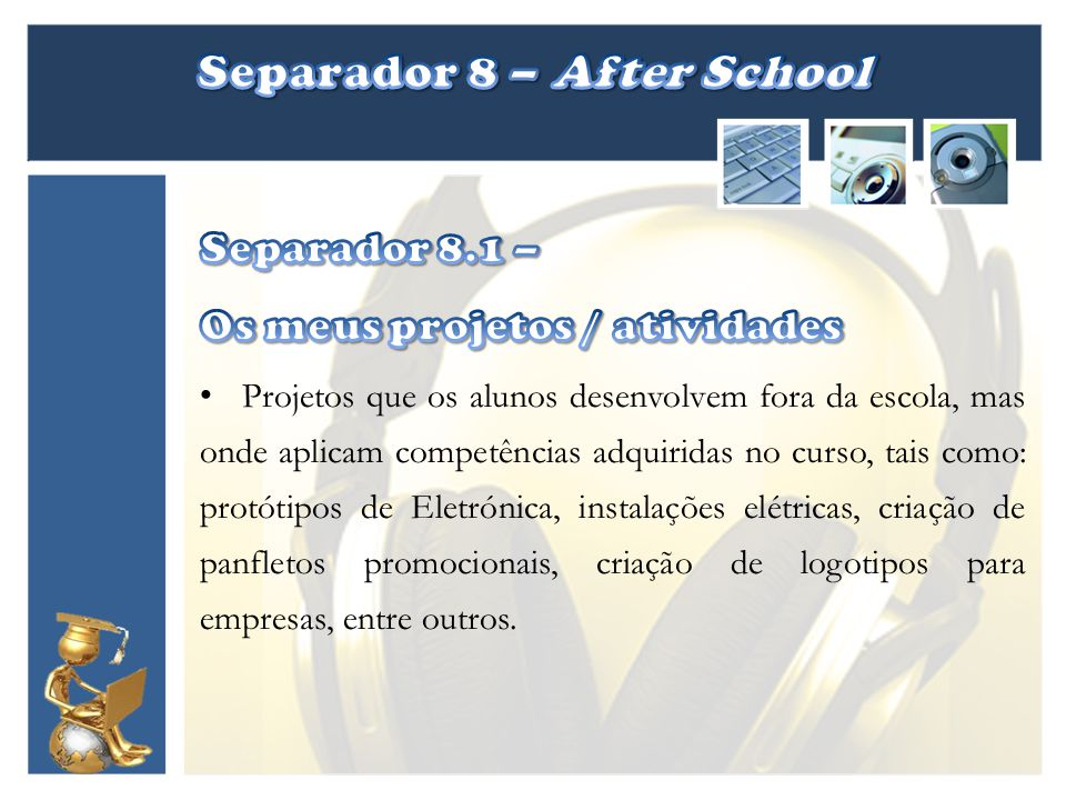 Separador 8 – After School