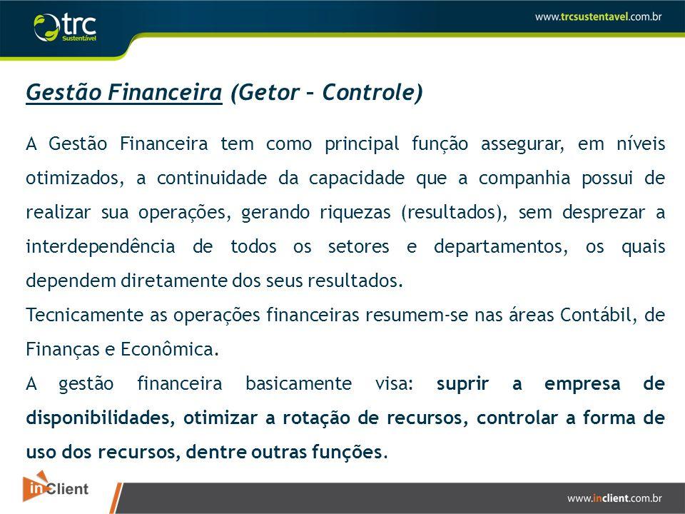 Gestão Financeira (Getor – Controle)