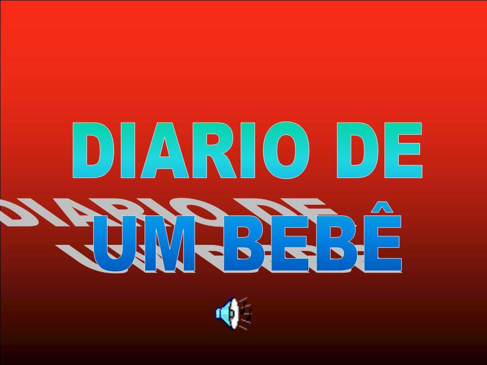 DIARIO DE UM BEBÊ