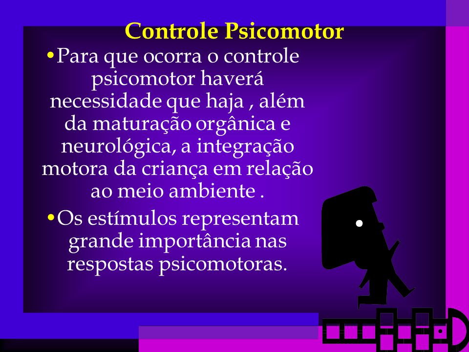 Controle Psicomotor
