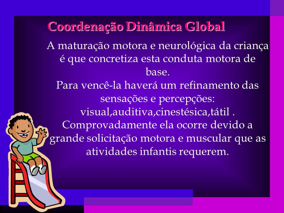 Coordenação Dinâmica Global