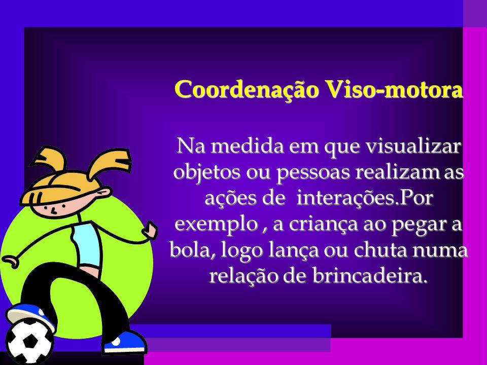 Coordenação Viso-motora