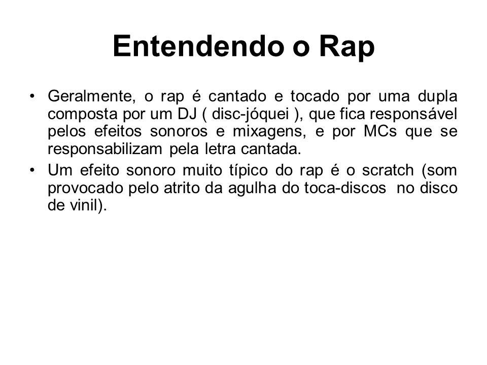 Entendendo o Rap