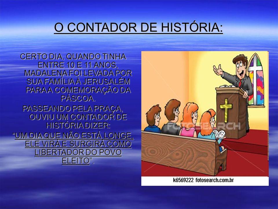 O CONTADOR DE HISTÓRIA: