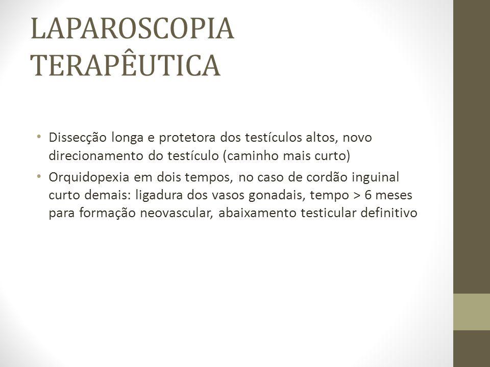 LAPAROSCOPIA TERAPÊUTICA