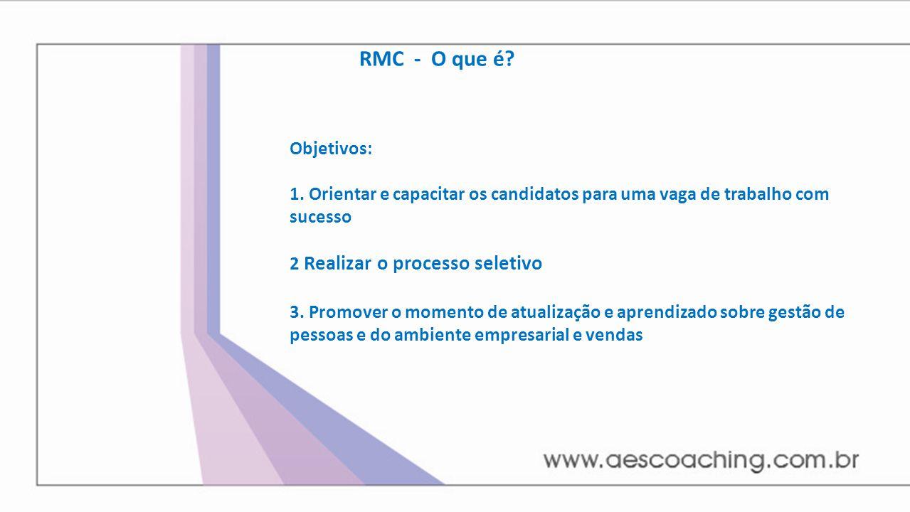 RMC - O que é