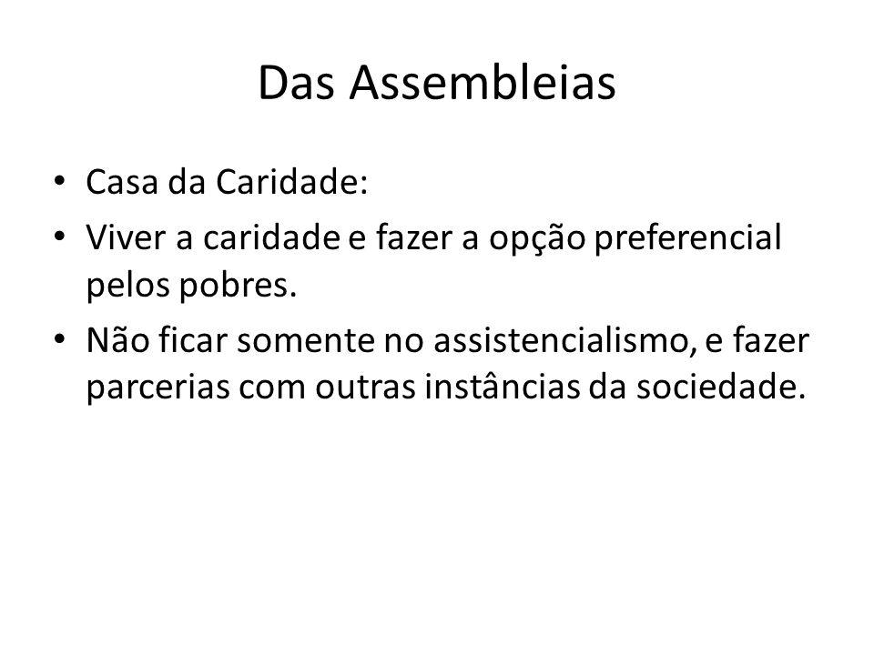 Das Assembleias Casa da Caridade: