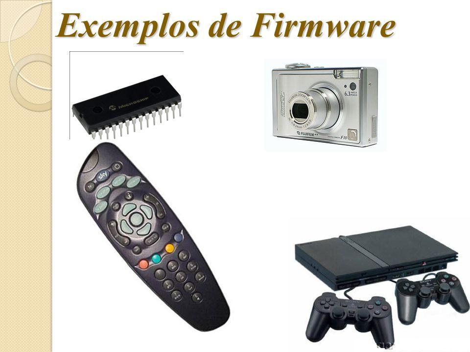 Exemplos de Firmware