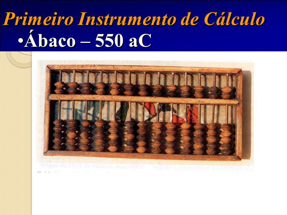 Primeiro Instrumento de Cálculo