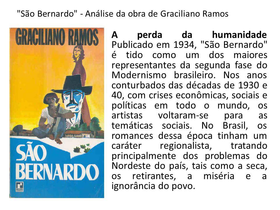 São Bernardo - Análise da obra de Graciliano Ramos