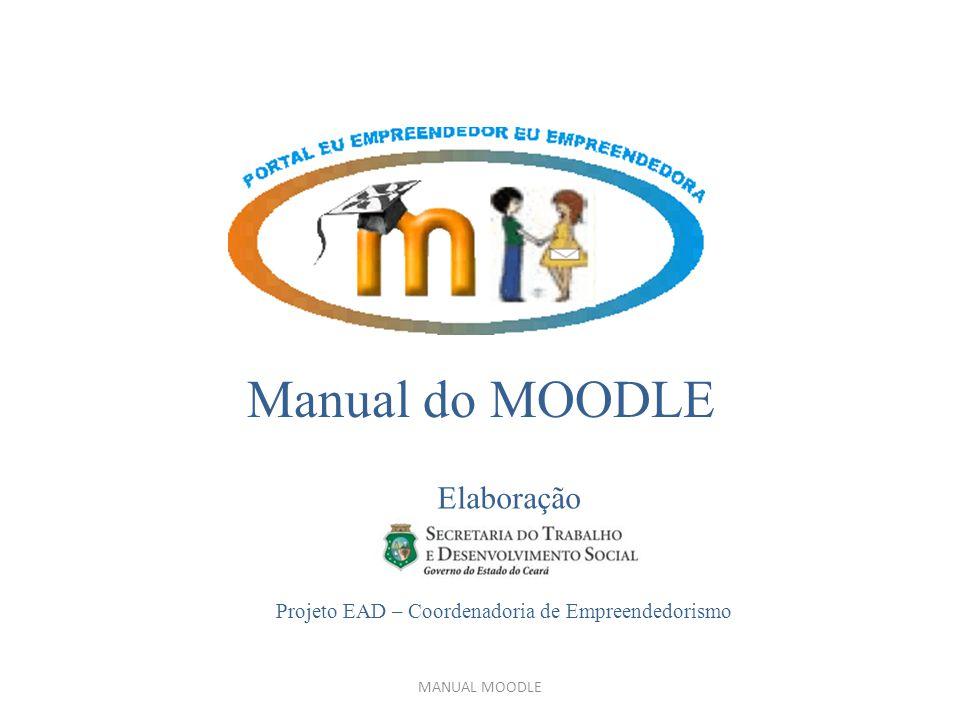 Manual do MOODLE Elaboração