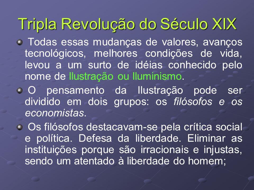Tripla Revolução do Século XIX