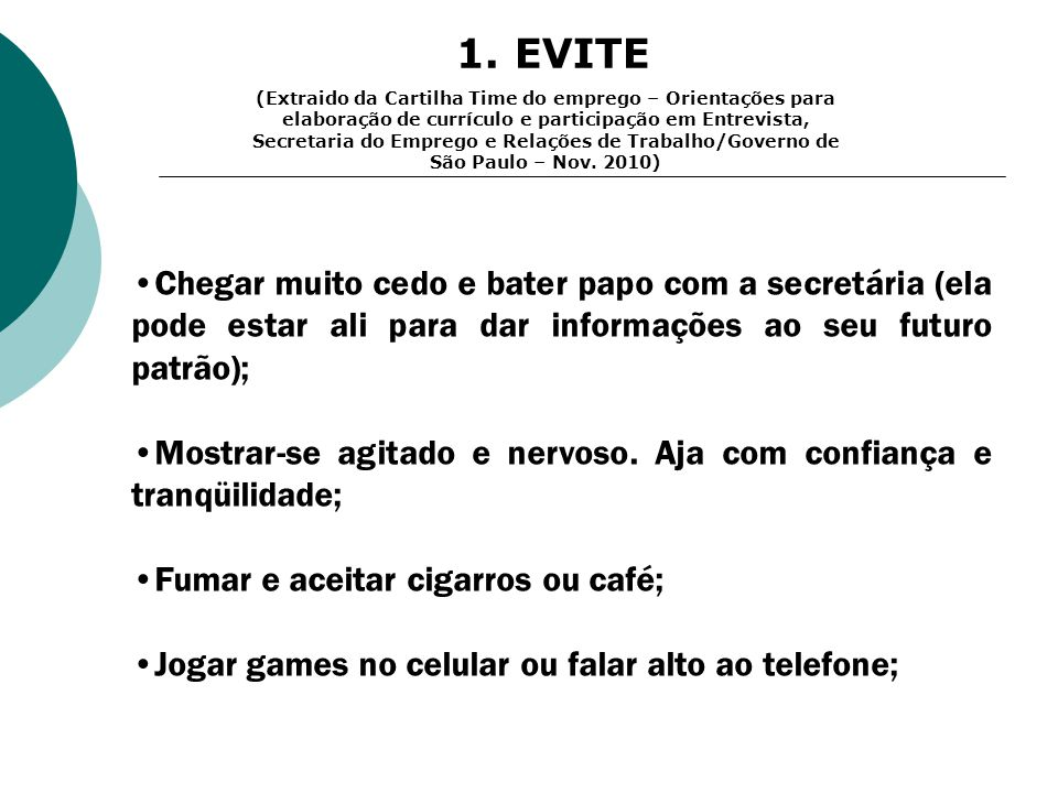 1. EVITE