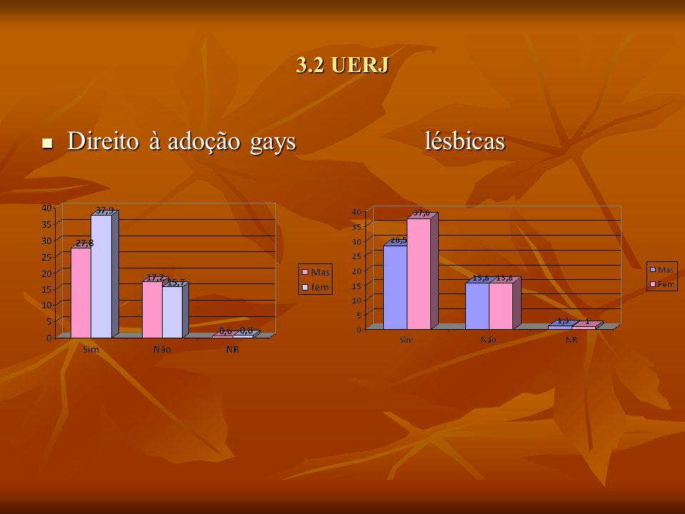 Direito à adoção gays lésbicas