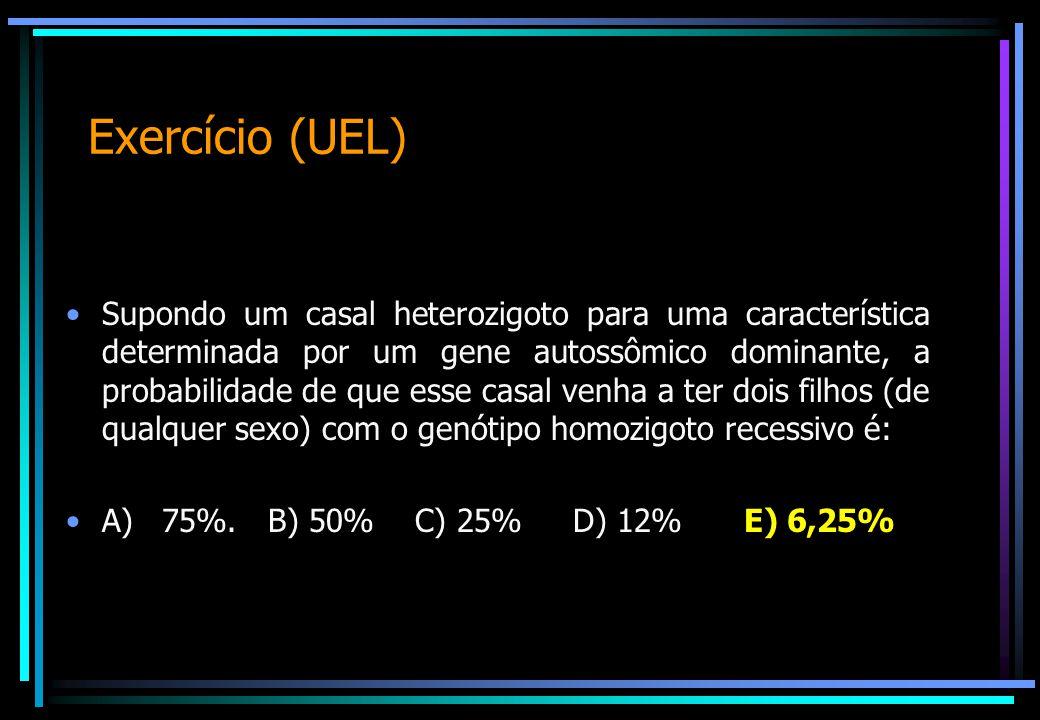 Exercício (UEL)